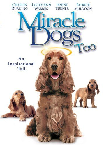 $7.99-$9.98 Miracle Dogs Too - MIRACLE DOGS TOO - DVD Movie http://www.amazon.com/dp/B000PHVY6C/?tag=pin2pet-20