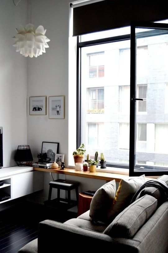 Sarah S Modern And Bohemian Small Space Small Living Rooms Contemporary Living Room Design Apartment Decor
