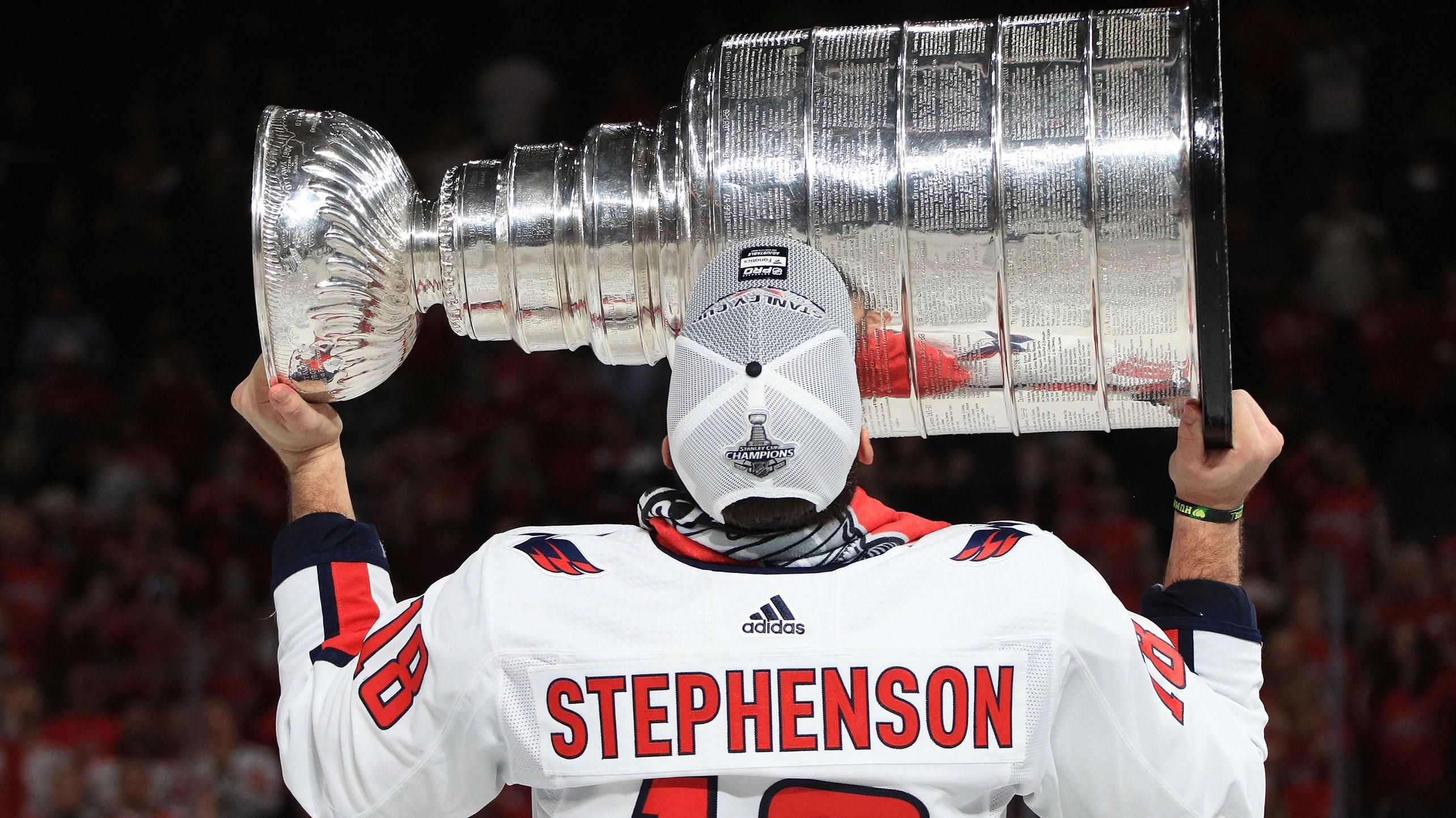 hot sale online 30ead 6688e Stanley Cup Final blog: Chandler Stephenson | Capitals ...