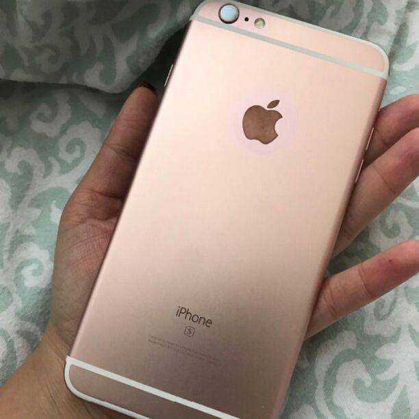 Iphone 6 Plus Rose Gold 16 Gb Unlocked Com Imagens Produtos