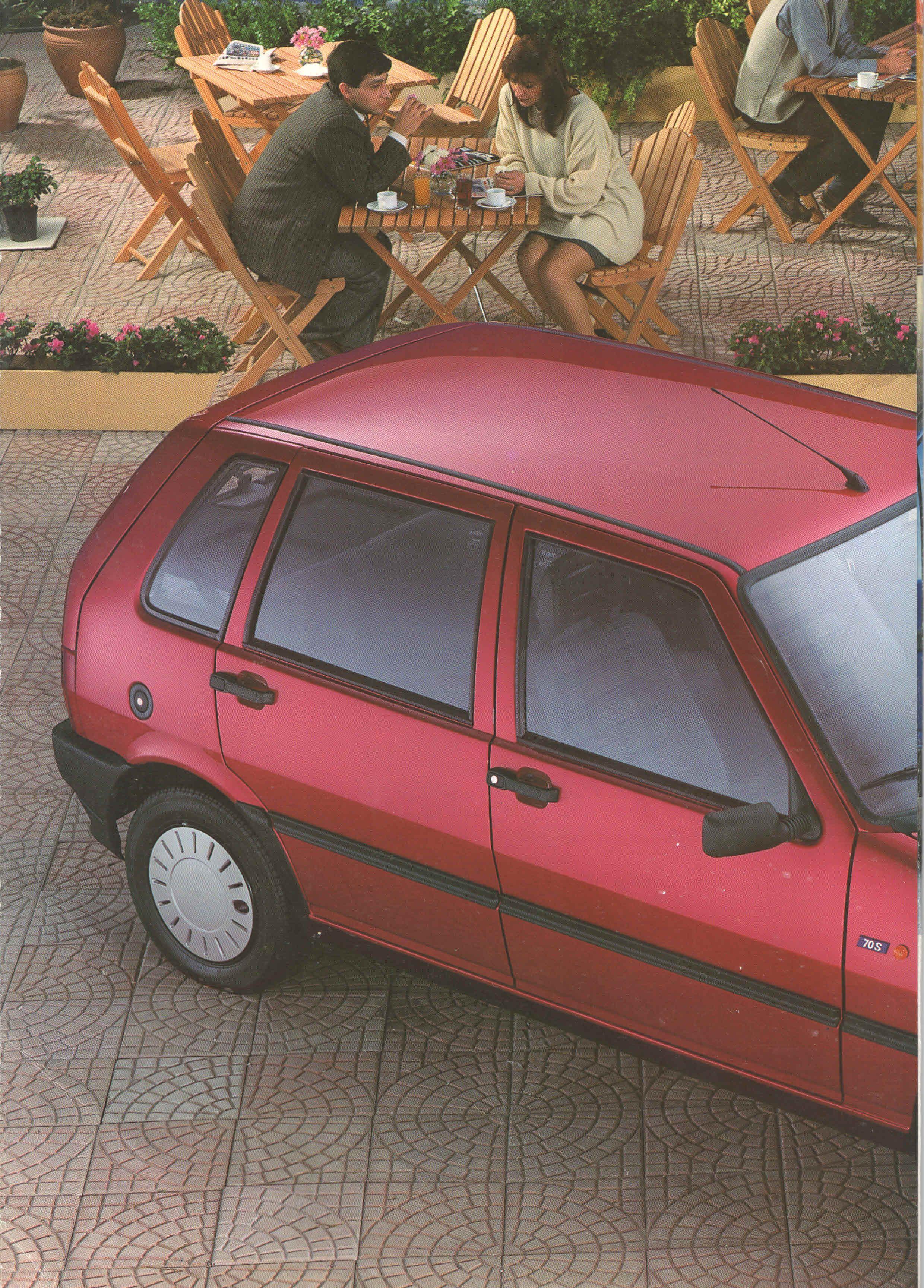 1996 Fiat Uno Turkish Catalog Page 2 8 1996 Fiat Uno Turkce