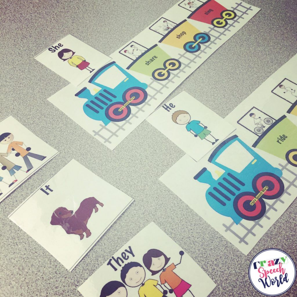 Theme Therapy Transportation Activities For Speech