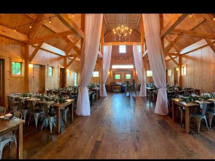 Beech Hill Barn - Venue - Gardiner, ME - WeddingWire ...