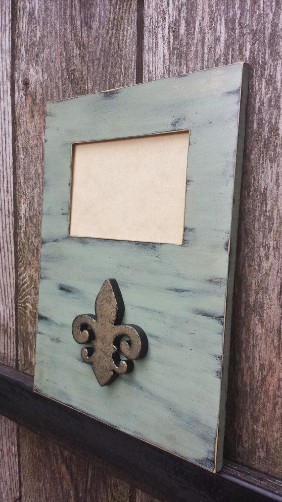 Picture Frame - 4x6 - Photo Frame - Rustic Picture Frame - Wall ...