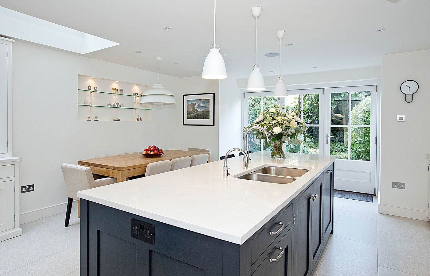 High End Kitchen Design Awesome High End Kitchen Design  South West London  Kitchen Designers Review