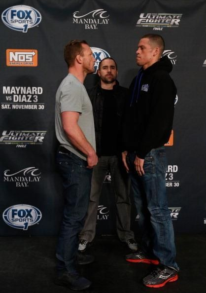 Maynard vs Diaz