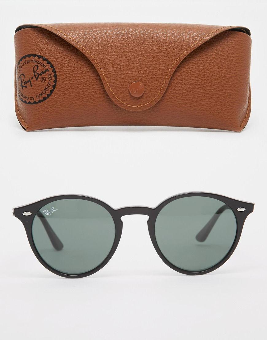 7359cefc3ac602 Image 2 of Ray-Ban Round Sunglasses Lunettes De Soleil Oakley, Lunettes De  Soleil