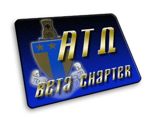 Alpha Tau Omega Welcome Mat by GreekGear. $24.95. Alpha Tau Omega Welcome Mat for only 24.95 at GreekGear. We have tons of more products on sale from our wide selection! Shop now and SAVE BIG with GreekGear.com, boasting the largest selection of Greek apparel for all your fraternity and sorority needs.
