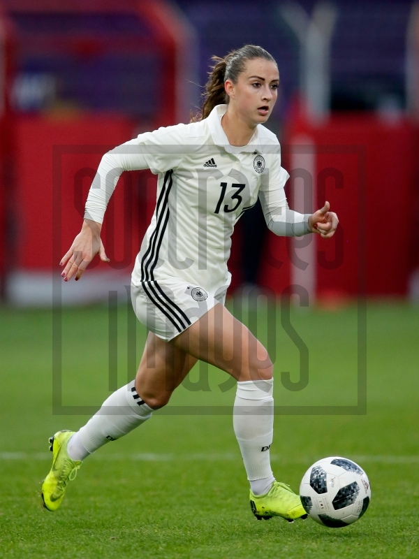 Soccrates Images - Sara Dabritz of Germany Women in 2021