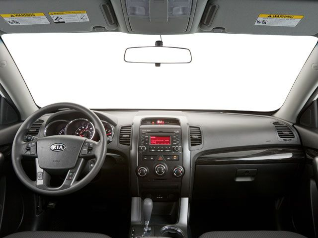 The Incredible Interior Of The Kia Sorrento Kia Sorento Kia
