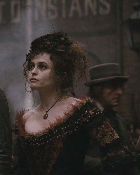 Helena Bonham Carter As Mrs Lovett Mrs Lovett Helena Bonham Carter Colleen Atwood