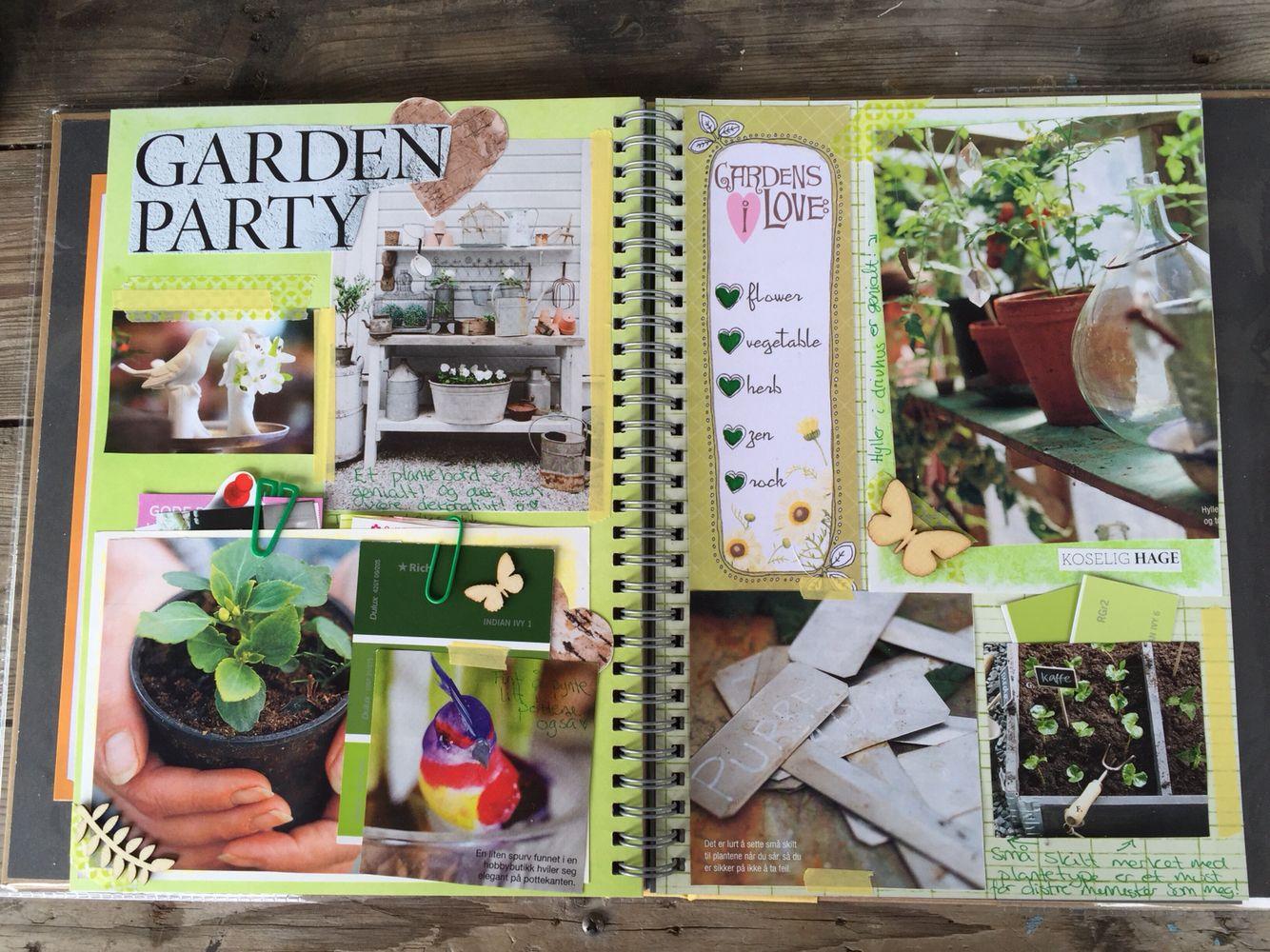 Garden spread