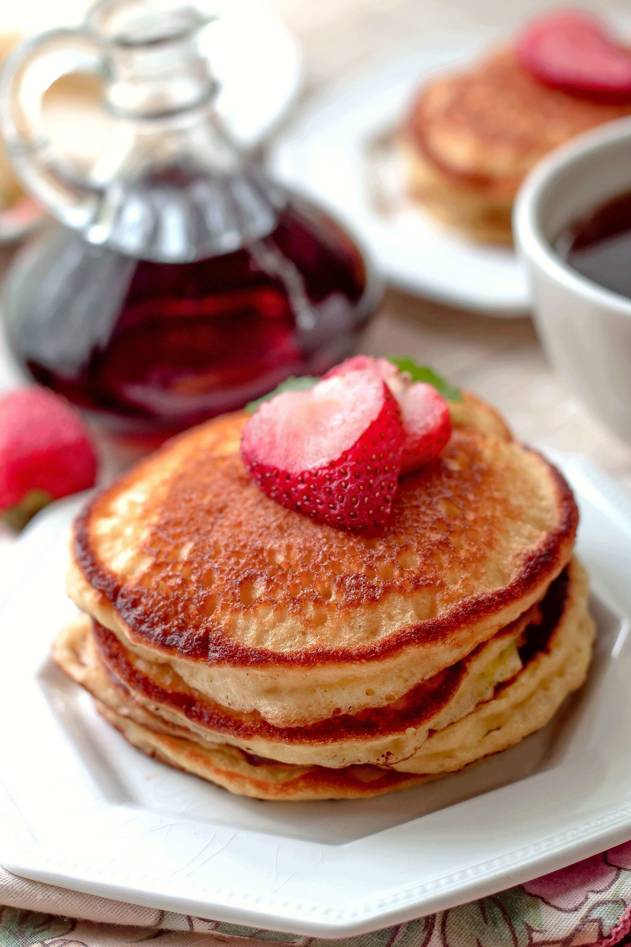 Sour Cream Pancakes Pioneer Woman Recipe In 2020 Breakfast Brunch Recipes Sour Cream Recipes Sour Cream Pancakes