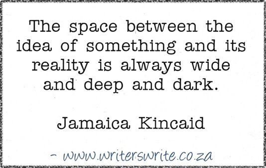 Quotable Jamaica Kincaid Being Used Quote Writing Poetry Essay Ap Lit