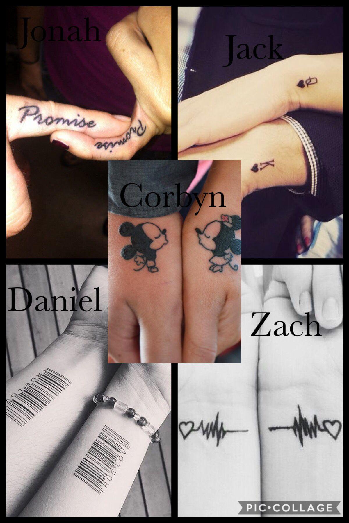 Daniel Seavey Tattoo : daniel, seavey, tattoo, Think, Favorite, Daniels, Imagines,