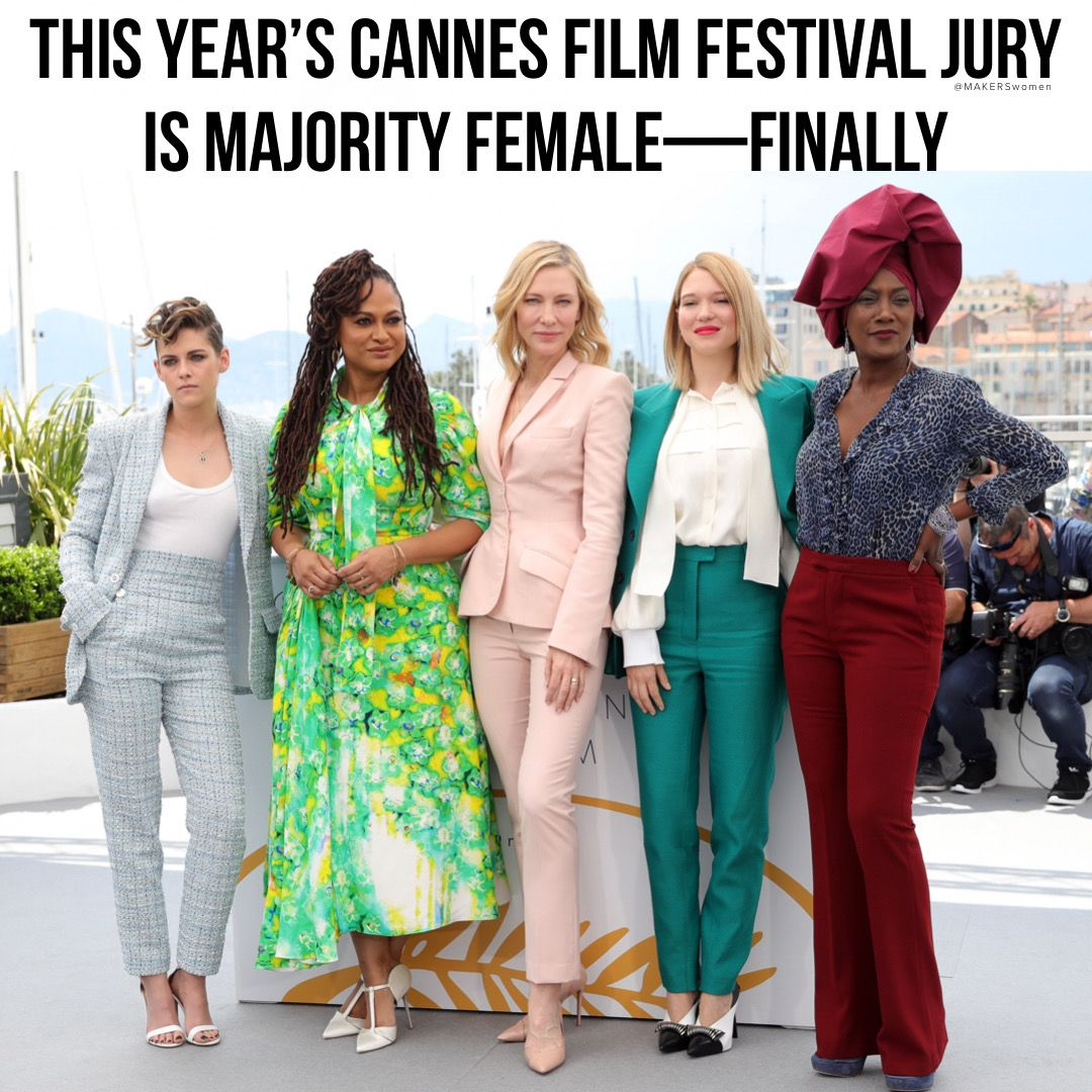 Being Attractive Does Not Preclude Being Intelligent Cannes Jury President Cate Blanchett The Ladies Of The Cannes Film Festival Red Carpet Fashion Cannes
