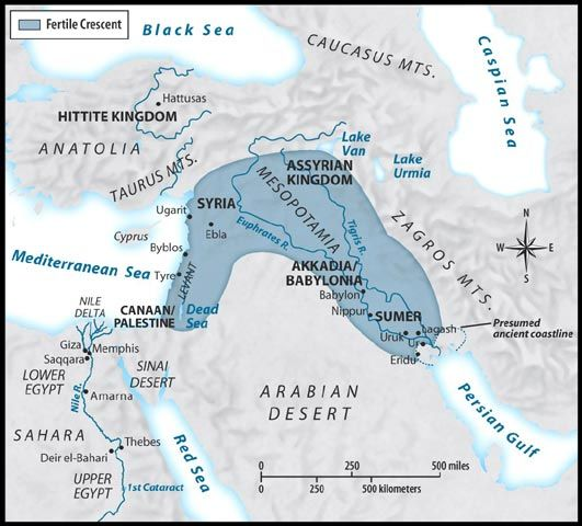Maps 2: History - Ancient Period
