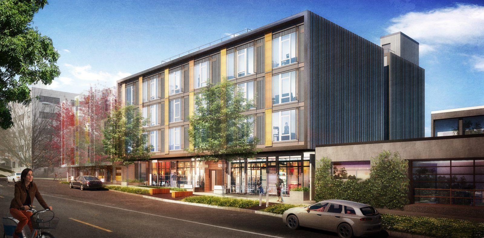 Craft Apartments Seattle Wa Urban Housing Architecture House Styles