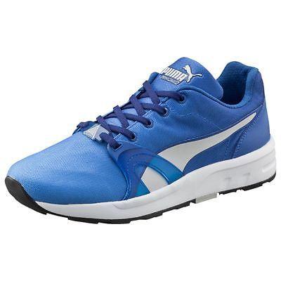 Puma Men's XT S Blur Shoes Marina Blue/Glacier Gray/Limoge 7.5