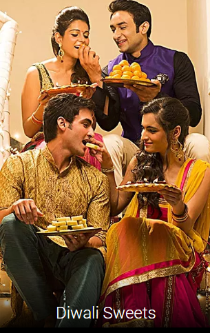 Flat 12 off on Diwali Sweets at Ferns N Petals (With