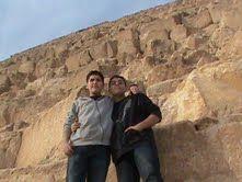 The Pyramids, Cairo, Egypt