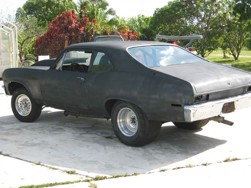1972 Chevrolet Nova Antique Car Homestead Fl 33032