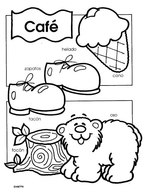 COLORES 012.jpg (478×640) | Material preescolar | Pinterest ...