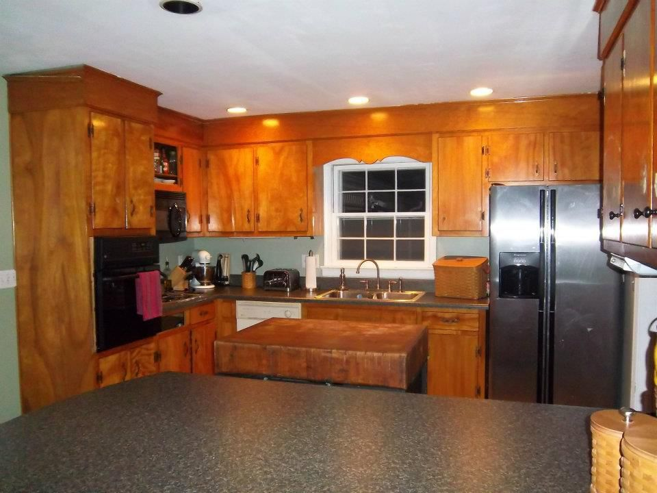 15 ways to redo your kitchen cabinets without breaking the on kitchens that ll make you want to redo yours id=48999