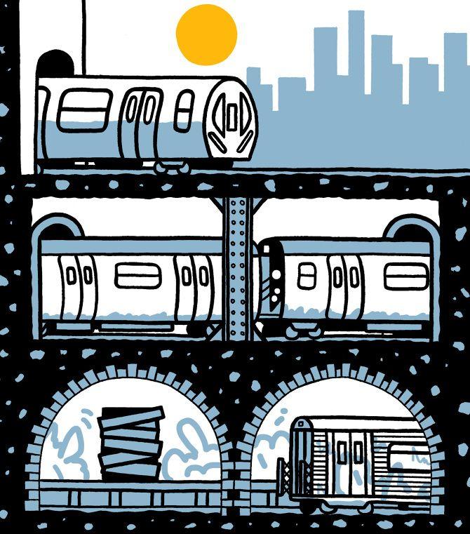 The New York Times - Pete Gamlen: Illustration