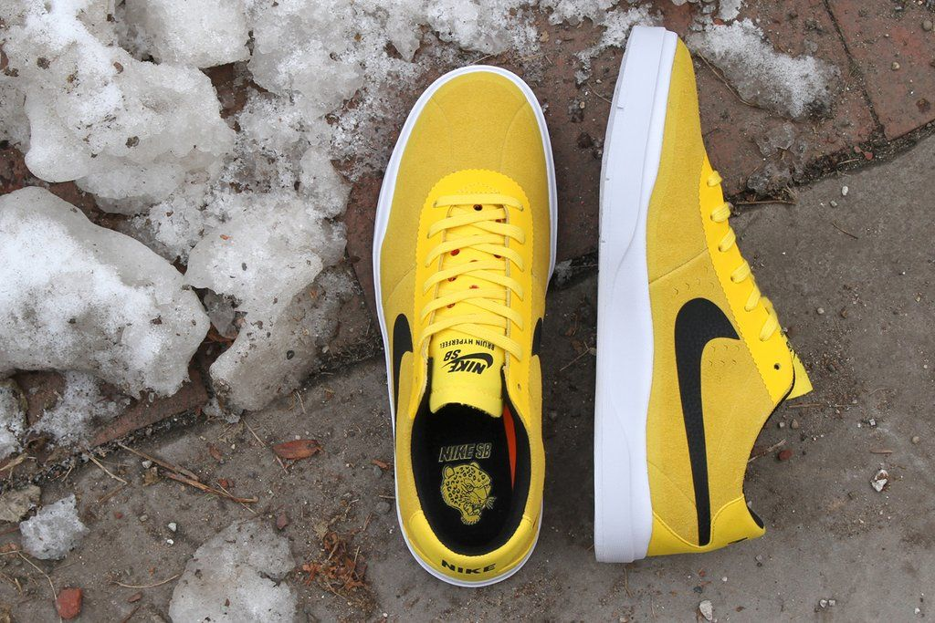 Brian Anderson x Nike SB Bruin Hyperfeel - EU Kicks Sneaker Magazine