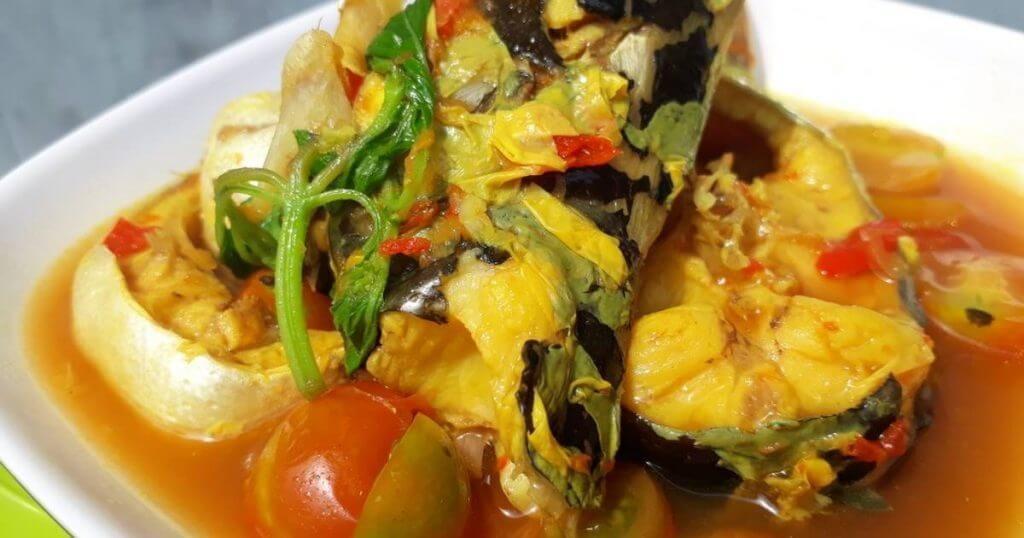 Ini Dia Resep Pindang Meranjat Yang Terkenal Di Palembang Resep Makanan Resep Makanan