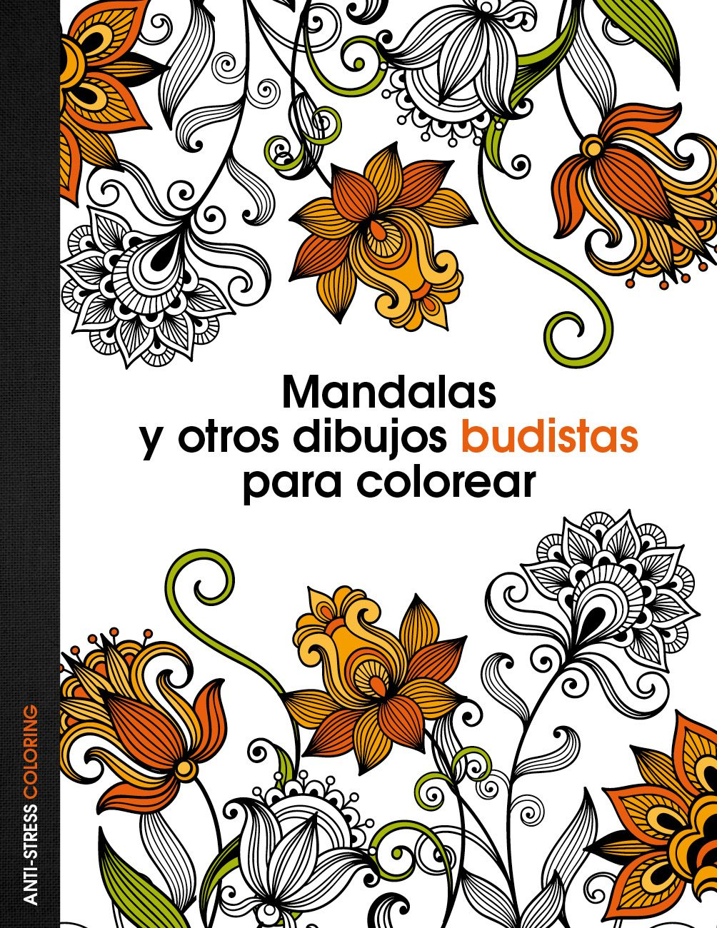 Mandalas y otros dibujos budistas para colorear. | 5 Mandalas, Arte ...