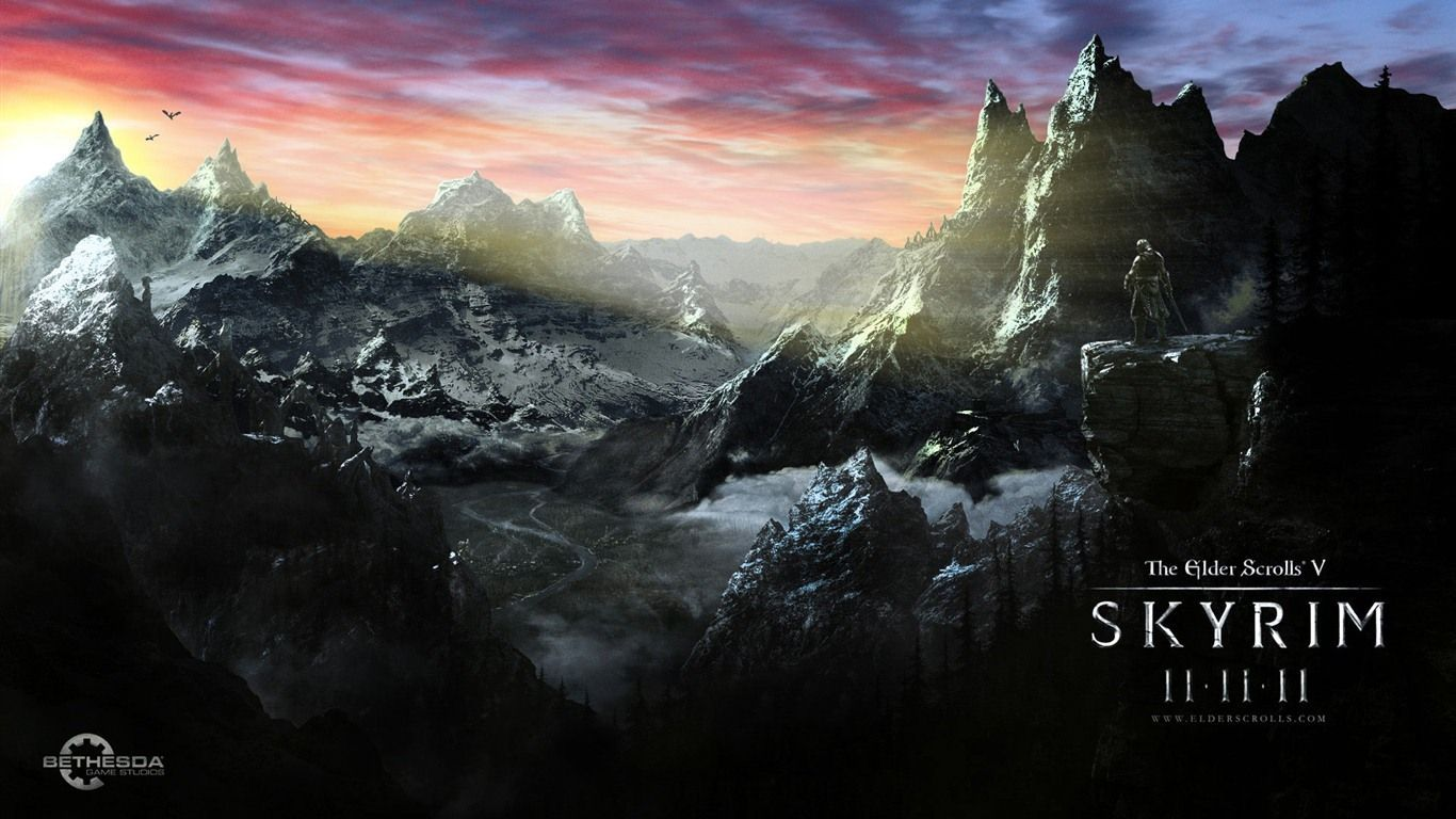Awesome Skyrim Wallpapers Wallpaper | HD Wallpapers ...