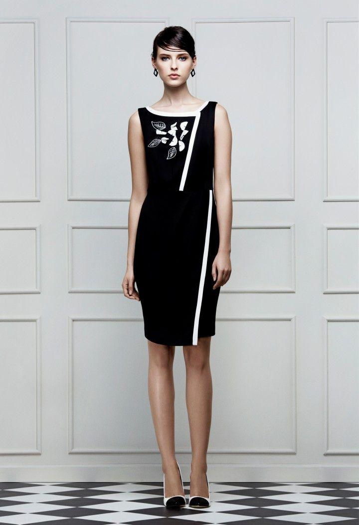 siyah elbise, black dress