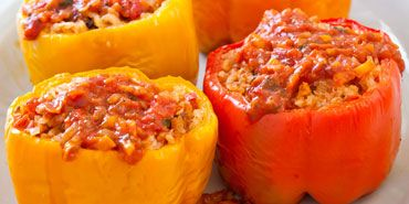 Cooks Country Slow Cooker Stuffed Peppers