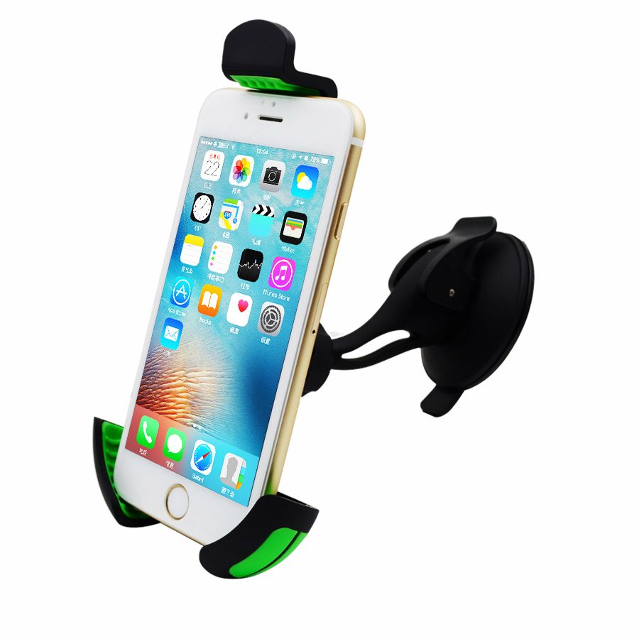 Mobile phone window mount hair dryers