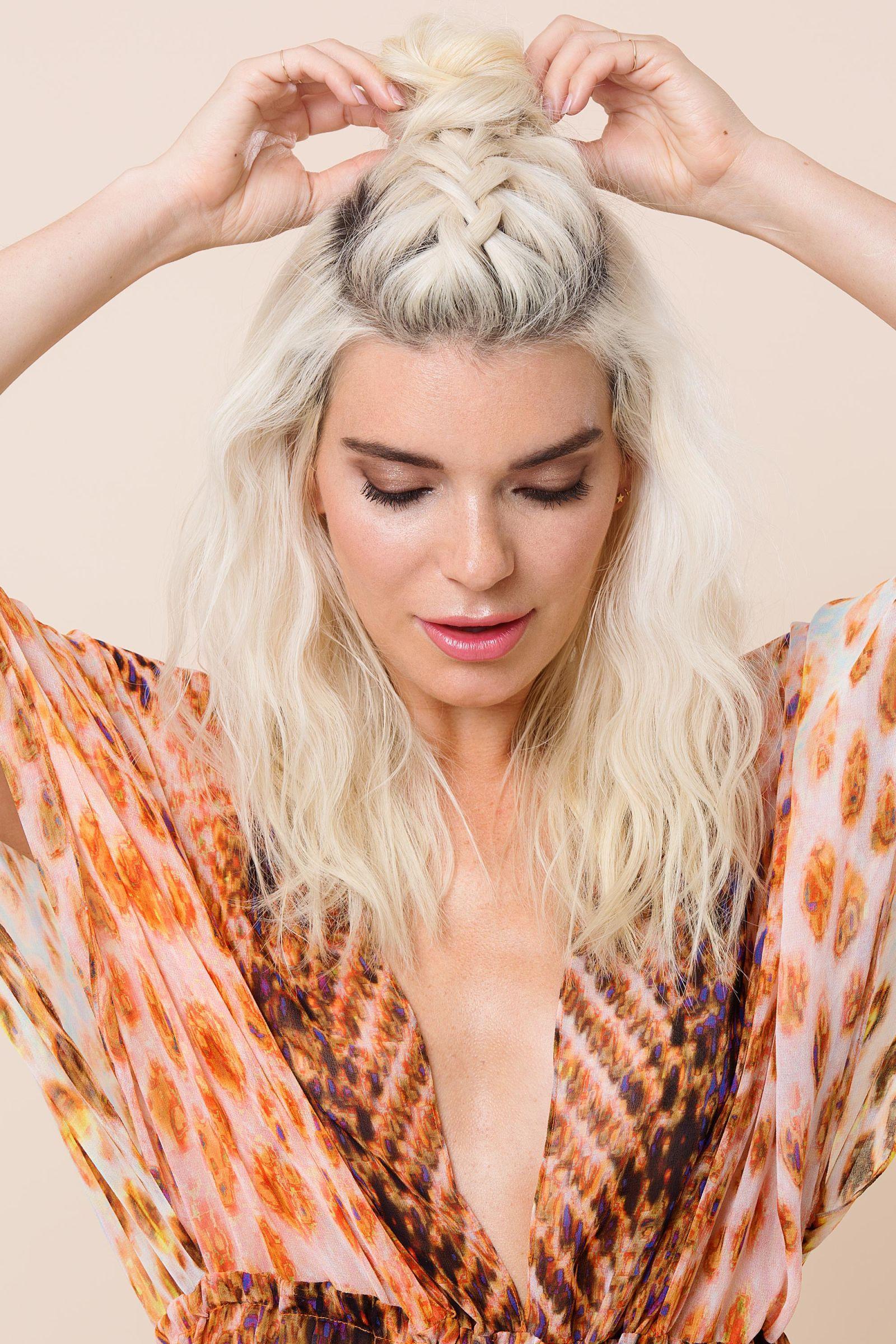 7 ways to hide your bangs | hair | hair styles, curly hair