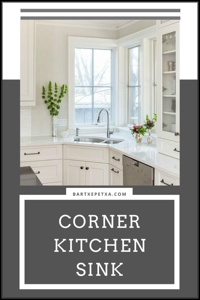 Corner Kitchen Sink Pros Cons And Ideas Bartxepetxa Corner Sink Kitchen Kitchen Design Kitchen