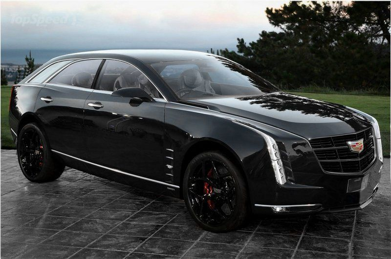 Video: Cadillac Elmiraj Rendered As 4-Door Coupe And LWB ...