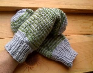 Knitting Equipment For Disabled : Adaptive mittens for special needs or disabled children and adults