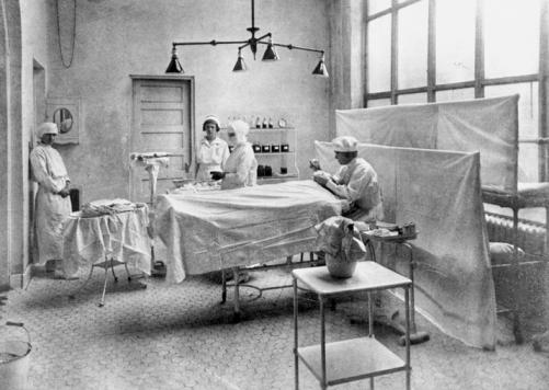 St Vincent's Hospital, Sydney, Australia, 1900 Vintage