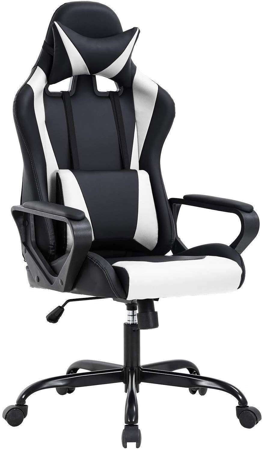 Highback gaming chair pc chair computer racing chair pu
