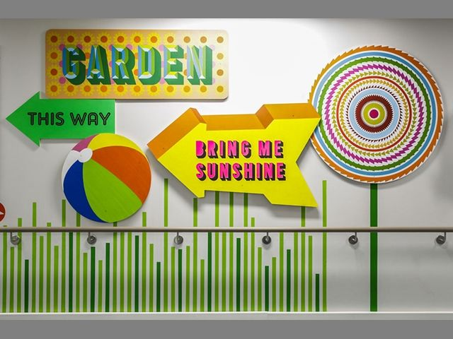 15 Artists Collaborate To Make London Children's Hospital a Brighter Place To Heal: http://www.thecoast.net.nz/photos/15-artists-collaborate-to-make-london-children-s-hospital-a-brighter-place-to-heal/?photo=0