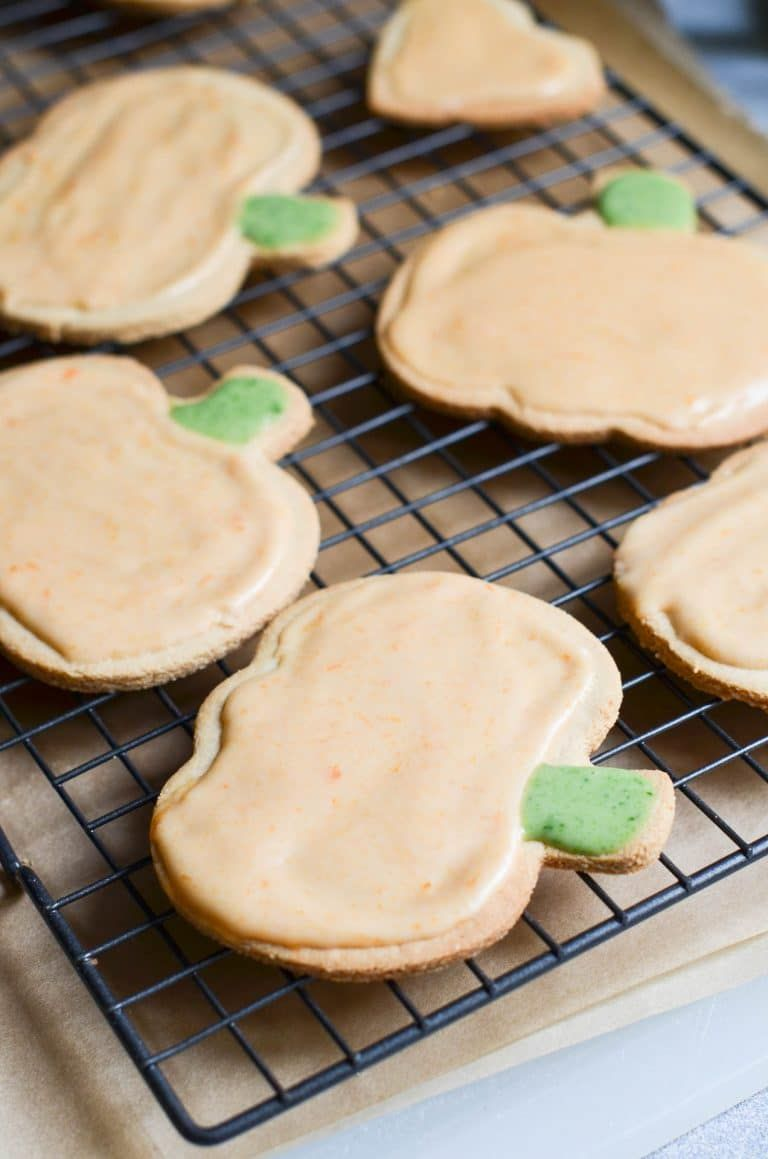 Dairy Free Sugar Cookies Frosted 24 Carrot Kitchen
