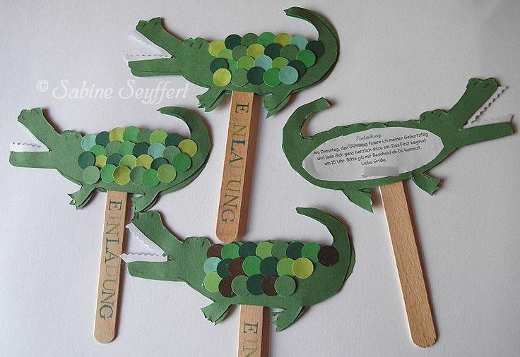 Elegant Für Unsere Dschungelparty Zum Kindergeburtstag Suchen Wir Noch Nach Einer  Passenden Und Persönlichen Einladung. Diese Gefällt Uns Sehr Gut. Was  Denkst Du?