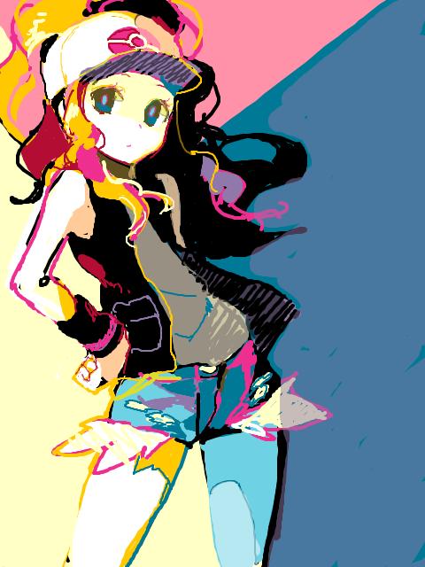 Black pokemon
