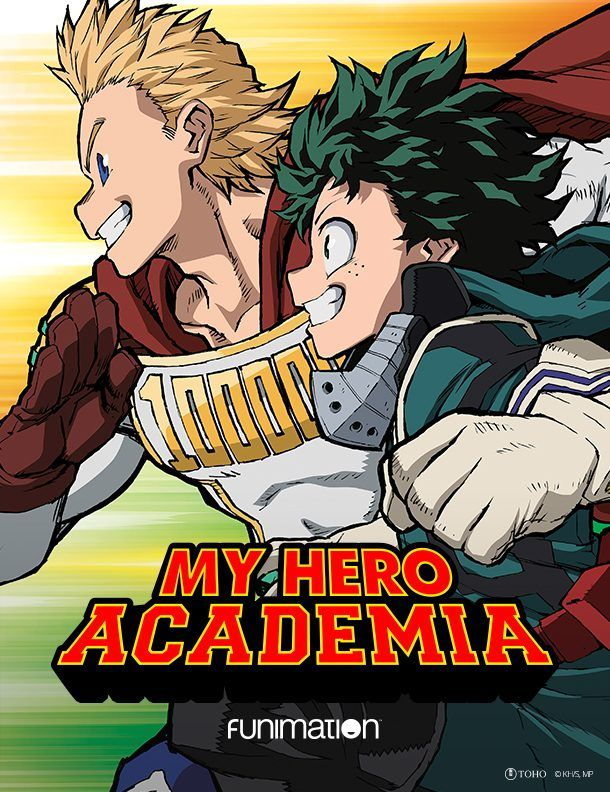 Funimation Presents My Hero Academia Season 4 Premiere at