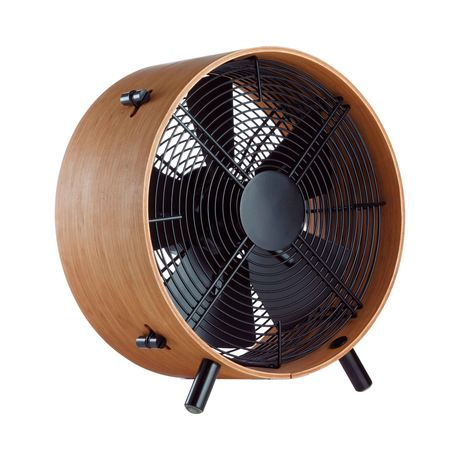 This beautiful African sapele wood fan has three settings and stands on convenient height-adjustable legs. Plus, it's so quiet that the only way you know it's there is by how delightfully cool you feel...  Find the Quiet Wood Fan, as seen in the Make it Your Own Mid-Century Collection at http://dotandbo.com/collections/make-it-your-own-mid-century?utm_source=pinterest&utm_medium=organic&db_sku=115773
