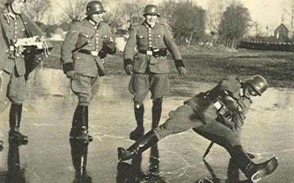 """History Lovers Club on Twitter: """"WWII - The Nazis invented breakdancing. https://t.co/DtpR7WDNg6"""""""