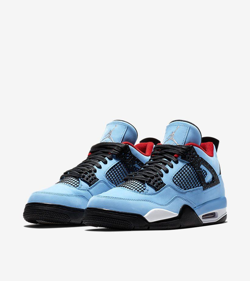 Travis Scott 4s Release Set With Images Air Jordans Jordan 4